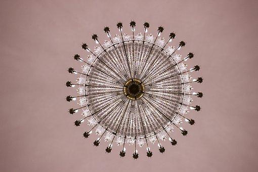 kryształowe plafoniery